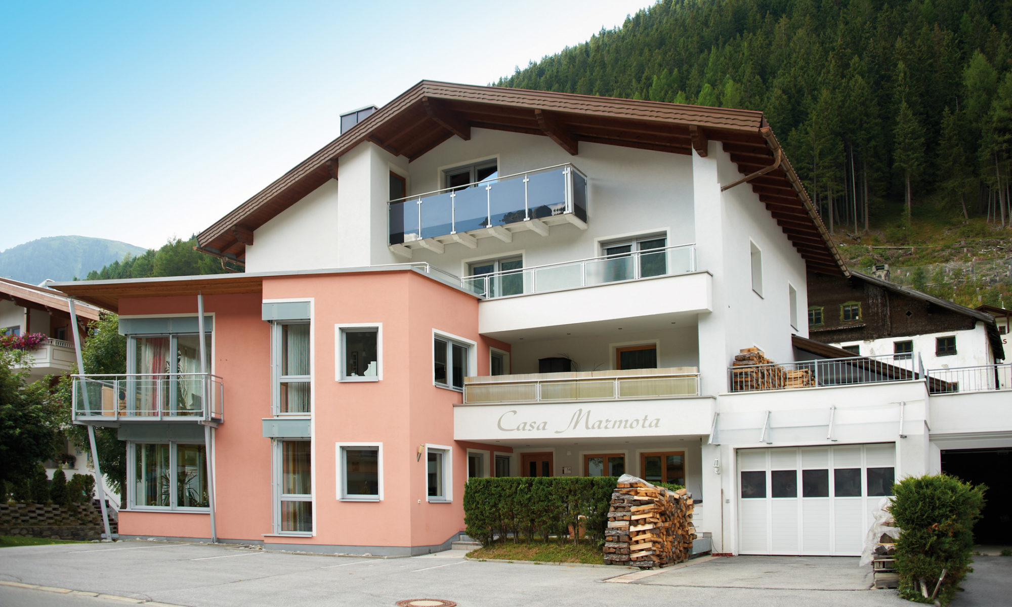Apartments in Ischgl-Mathon