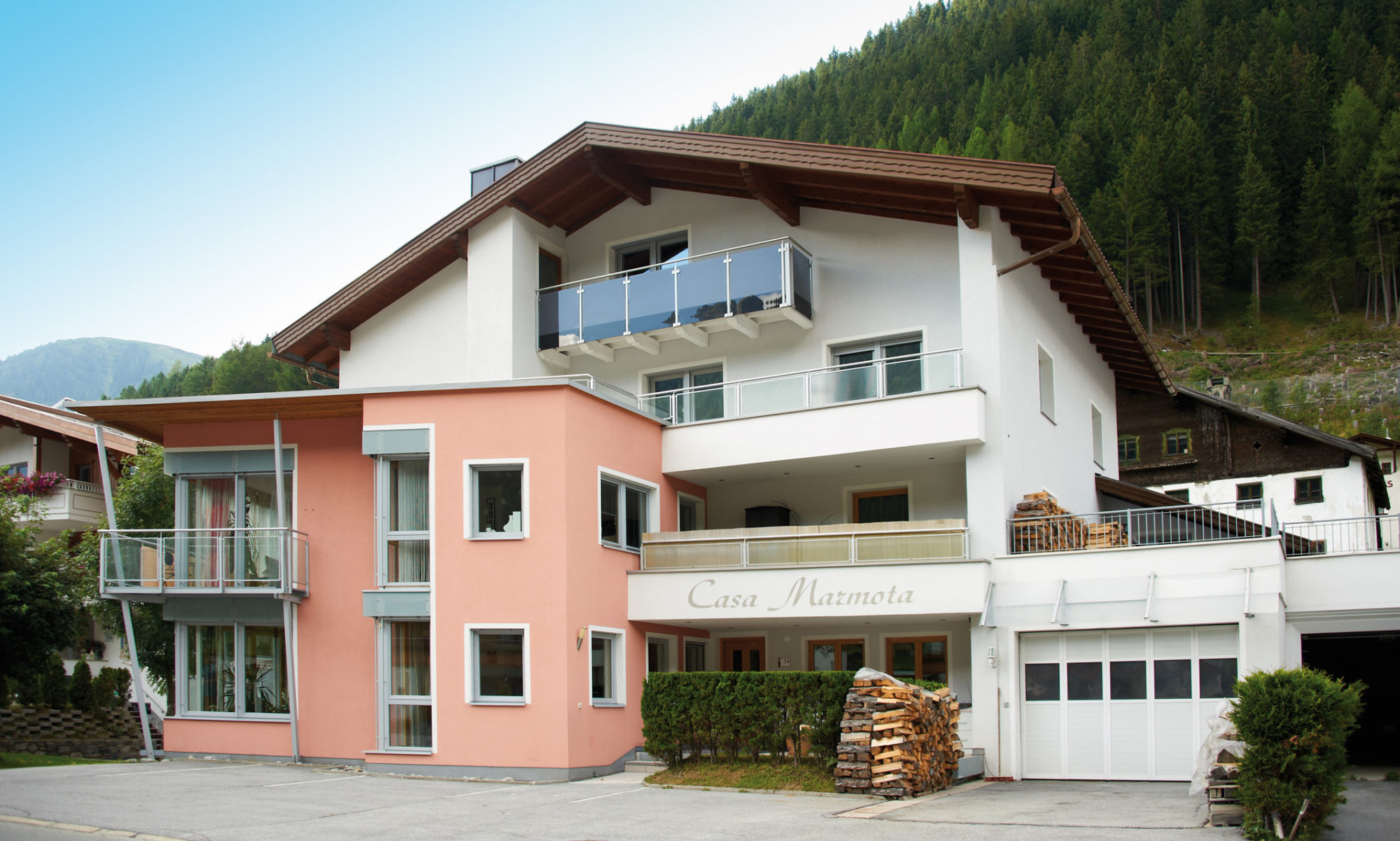Ferienwohnungen in Ischgl-Mathon